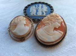 Vintage Costume Jewellery Brooches |Antique Brooches